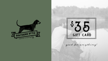 Load image into Gallery viewer, Gift Cards - Southern shirts company attic