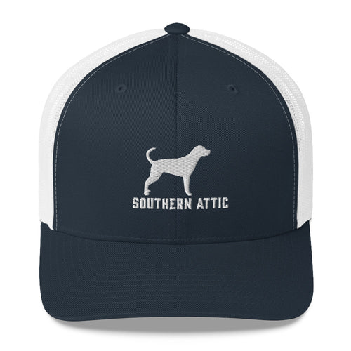 Classic Dog Trucker - Southern shirts company attic