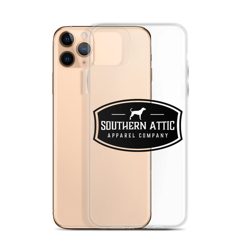 Label iPhone Case - Southern shirts company attic