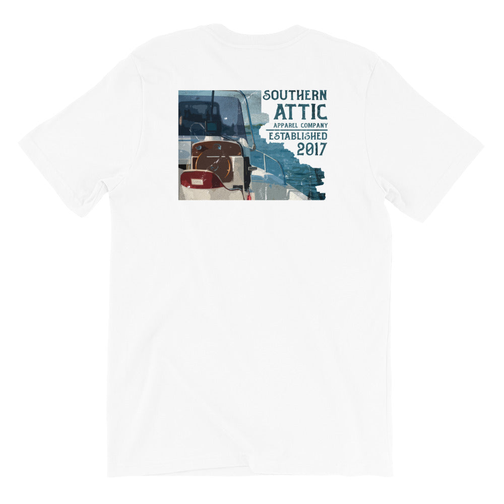 Lake Days - Southern shirts company attic