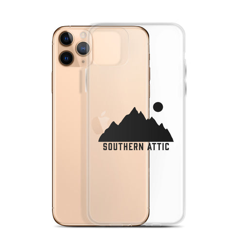 SA Mountain iPhone Case - Southern shirts company attic