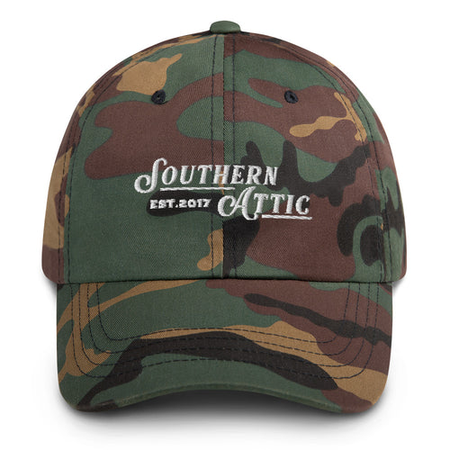Classic Type Dad Hat - Southern shirts company attic