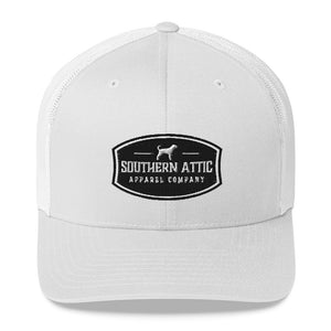 Label Trucker Hat - Southern shirts company attic