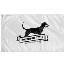 Load image into Gallery viewer, Southern Attic Wall Flag - Southern shirts company attic