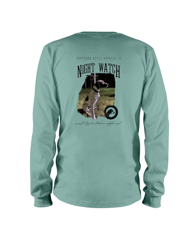 Night Watch Long Sleeve - Southern Attic Apparel