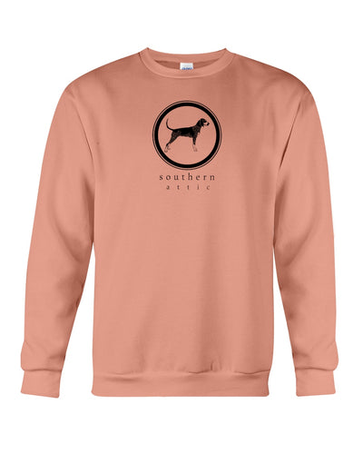 SA Circle Logo Crewneck (Comfort Colors) - Southern shirts company attic