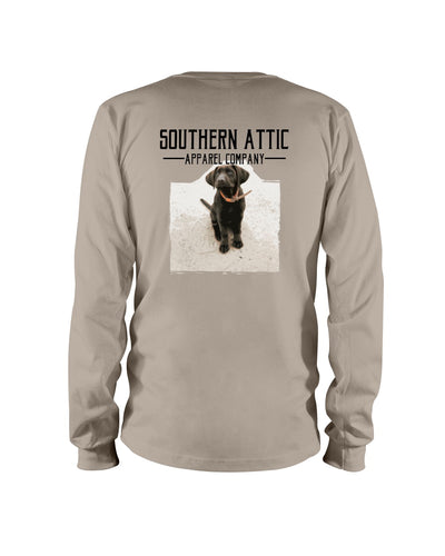 Enzo's Tee Long Sleeve - Southern Attic Apparel