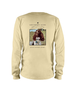 Rusty's Tee Long Sleeve - Southern shirts company attic