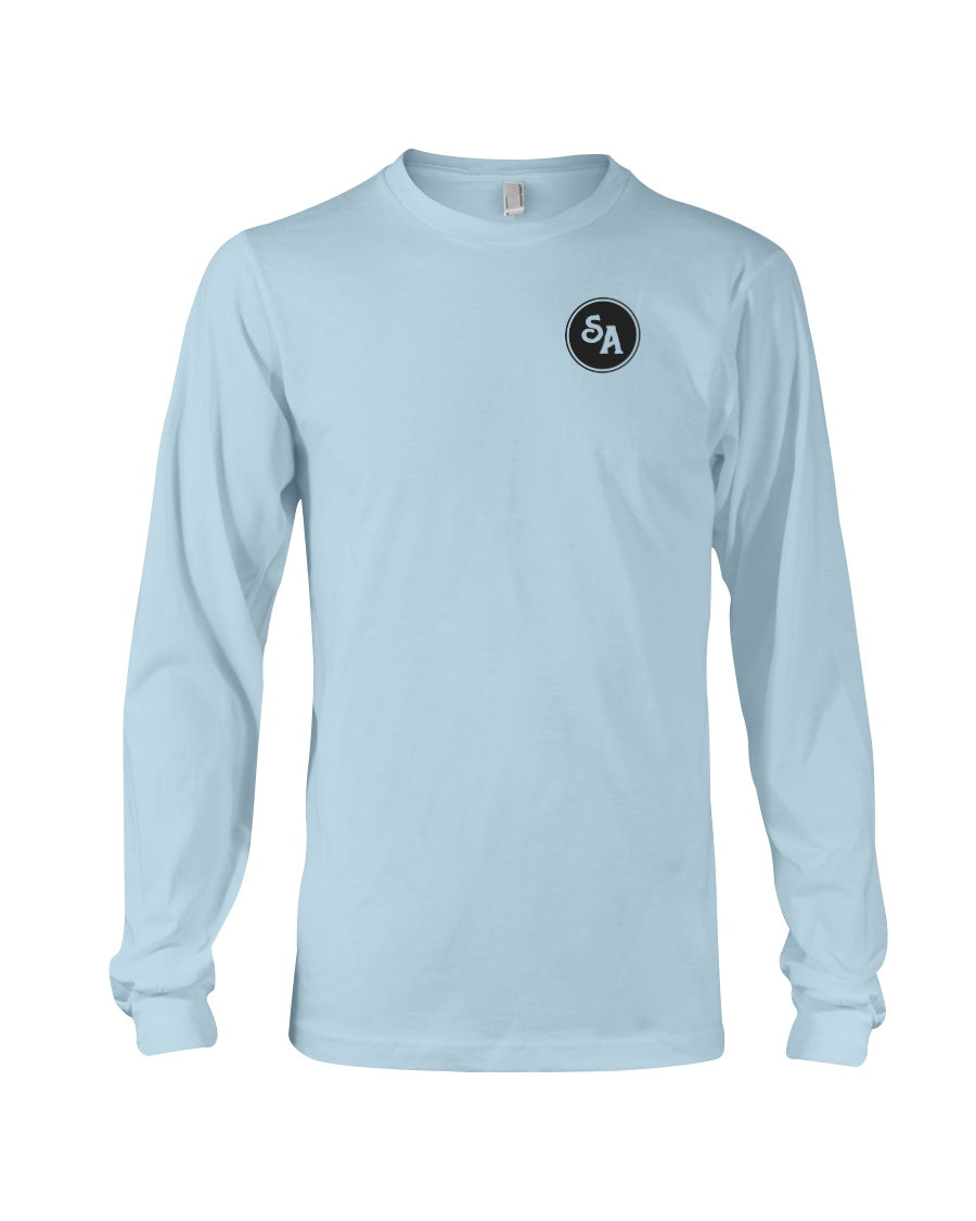 Henley's Tee Long Sleeve - Southern shirts company attic