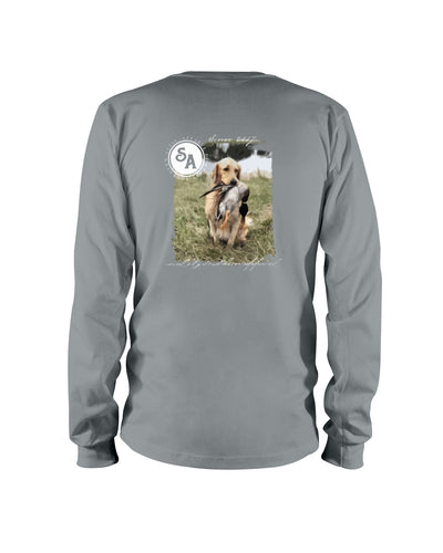 Boone's Tee Long Sleeve - Southern Attic Apparel