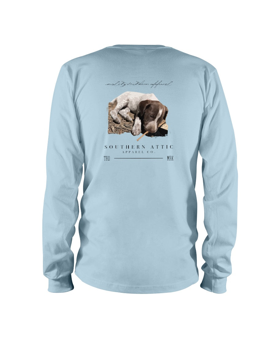 Beau's Tee Long Sleeve - Southern shirts company attic