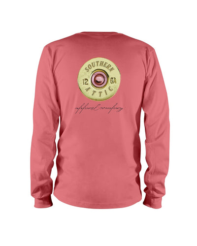 12 Gauge Long Sleeve - Southern shirts company attic