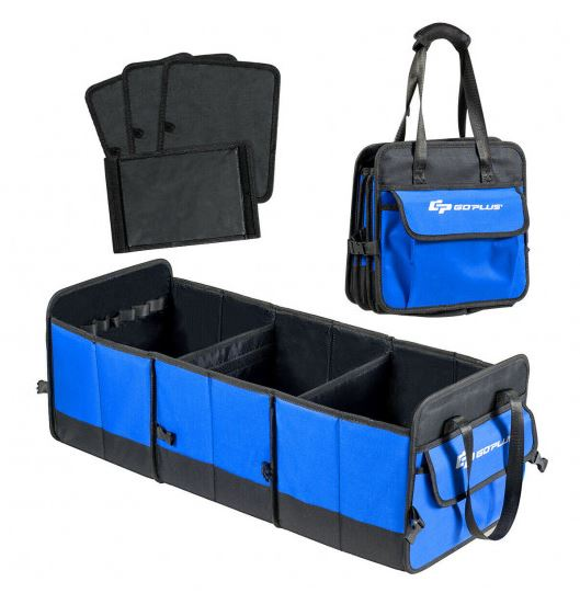 BOutdoors™ 3 Compartment Trunk Organizer