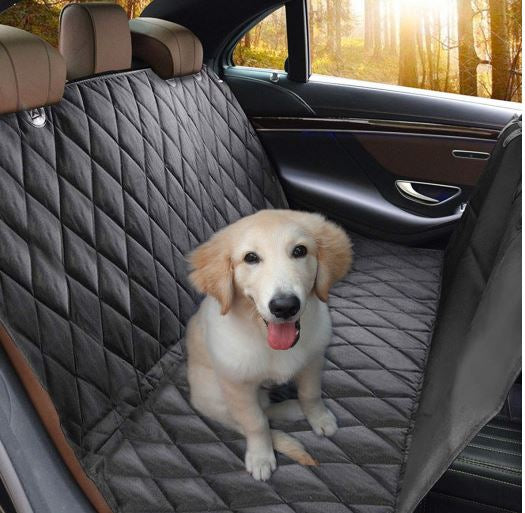 BOutdoors™ Waterproof Back Seat Cover for Pets