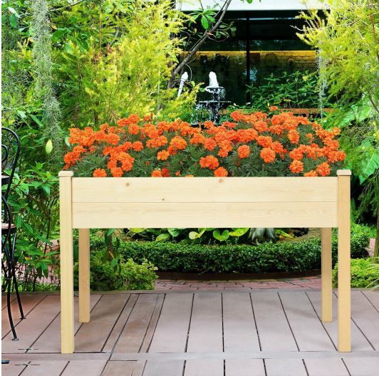 BOutdoors™ Raised Garden Bed