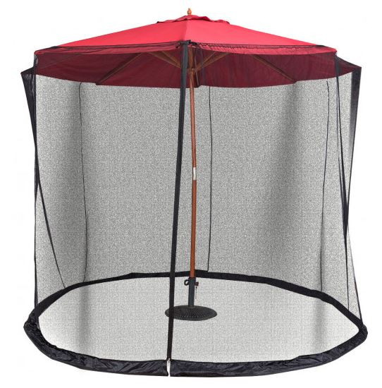 BOutdoors™ Patio Umbrella Mosquito Net
