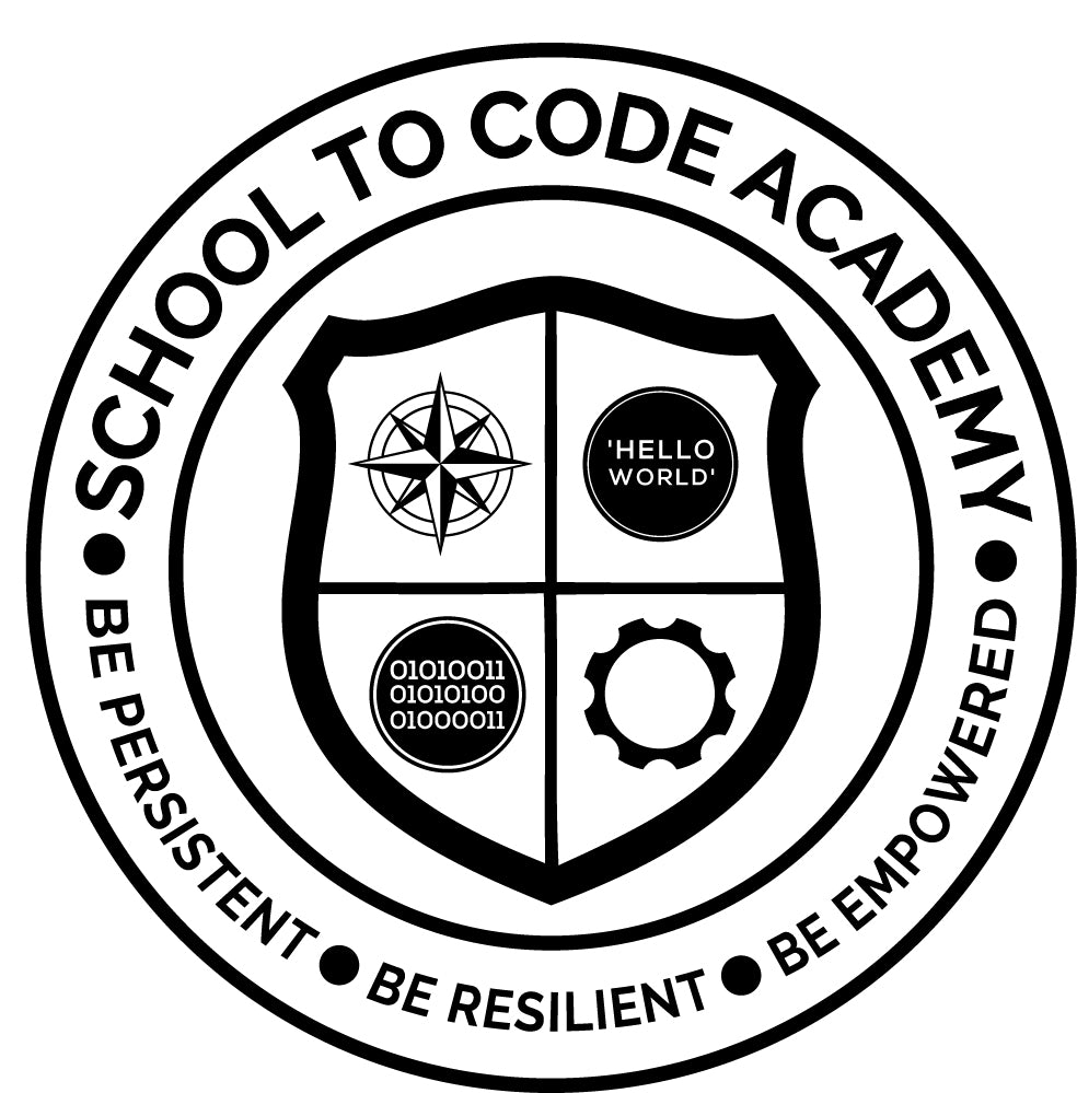 School To Code Academy Computer Science Camp with Kits (1 coder)