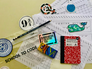 Crack The Code Kit - For 15 Club