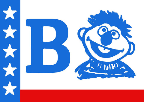 Bernie Sticker