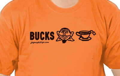 Bucks-Count-Tea Shirt