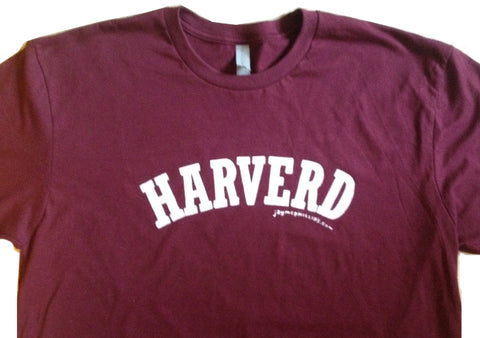 Harverd Crimson Shirt