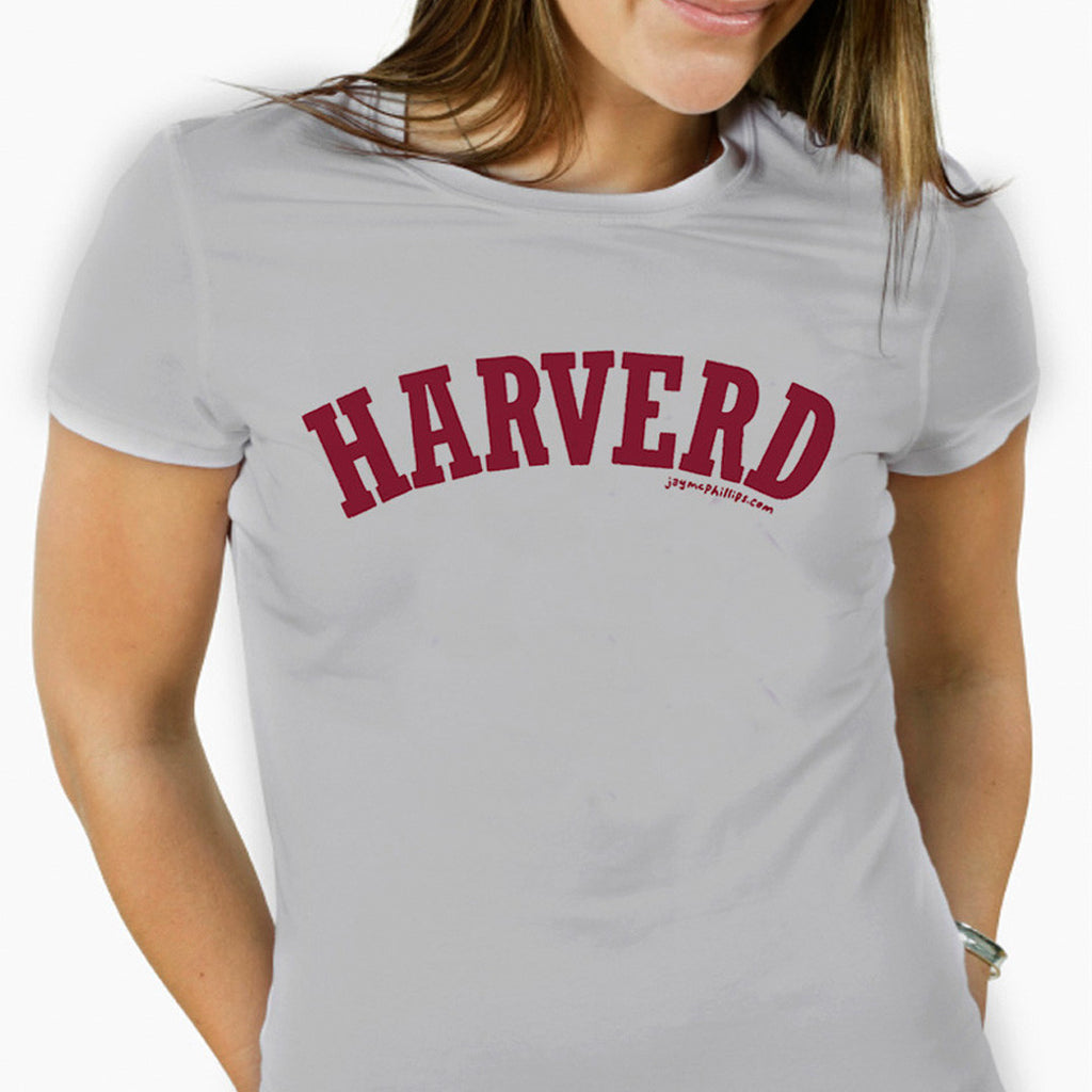 Women's Harverd T-Shirt