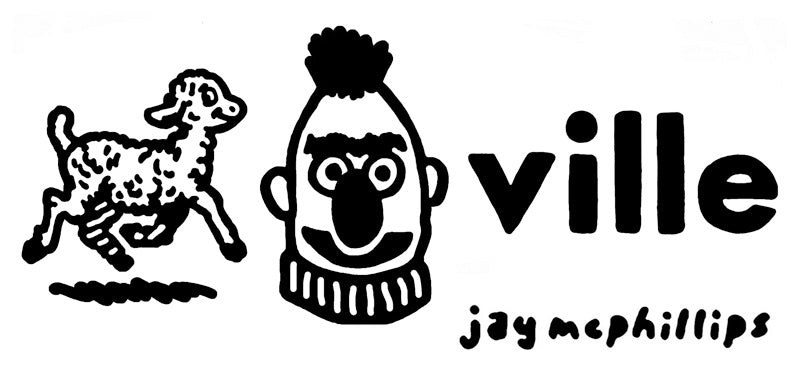 Lamb-Bert-ville Sticker
