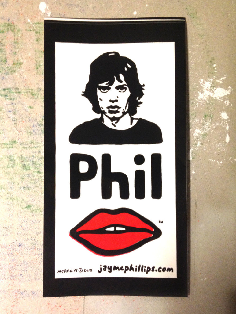 Mick-Phil-Lips sticker