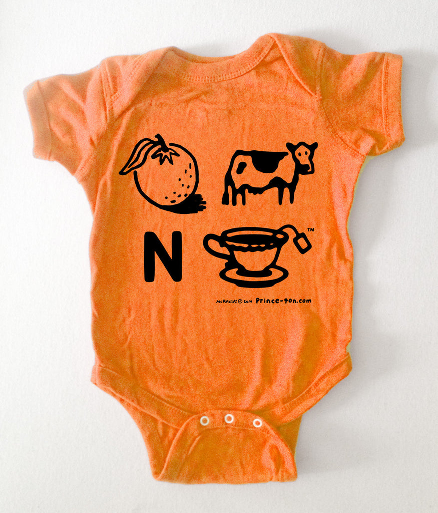 Orange County Onesie