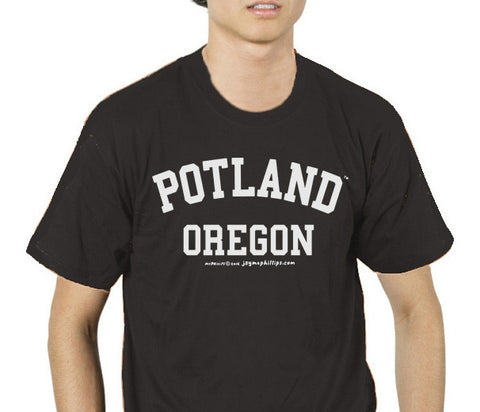 Potland, Oregon Shirt