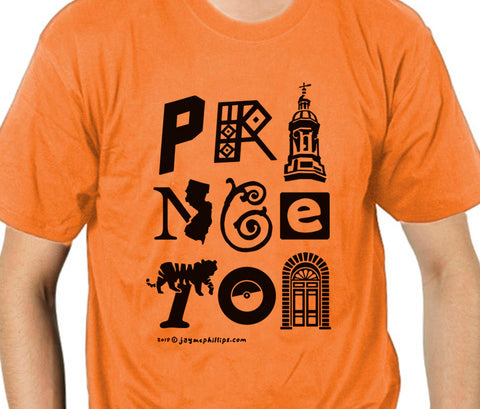 Princeton Shirt 2019 by Jay McPhillips
