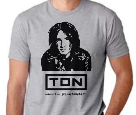 Trenton t-shirt by Jay McPhillips