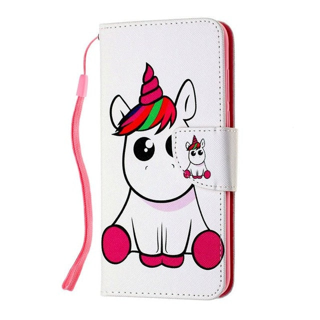 Coque huawei p10 licorne