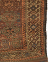 Antique Baluch Small Rug 2'8 x 4'3