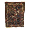 Antique Caucasian Kuba Rug 3'4 x 4'3