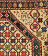 Antique Caucasian Shirvan Prayer Rug 3'2 x 4'6