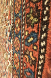 Antique Kurdish Long Rug 3'11 x 8'5