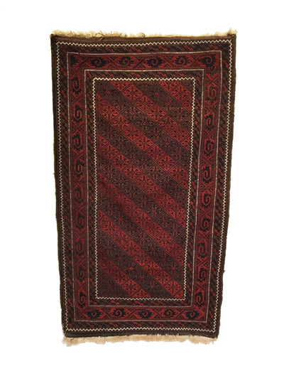 Antique Persian Baluch Rug 3'2 x 5'6