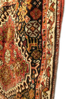 Antique Persian Qashqai Square Bag 2'2 x 2'0