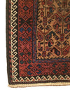 Antique Timuri Baluch Rug 3'0 x 4'11