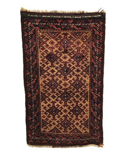 Antique Baluch Small Rug 1'6 x 2'6