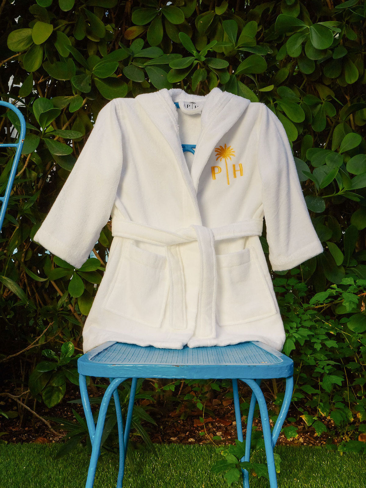 Palm Heights kids bathrobe