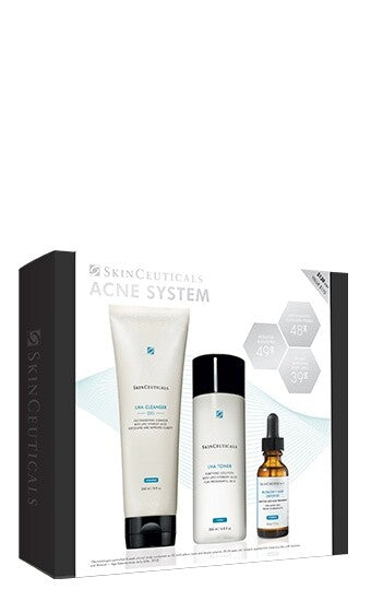 Three-Step SkinCeuticals Acne Skin System
