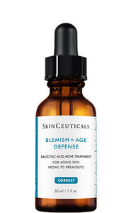 Oil-Free Face Serum Adult Acne SkinCeuticals Blemish + Age