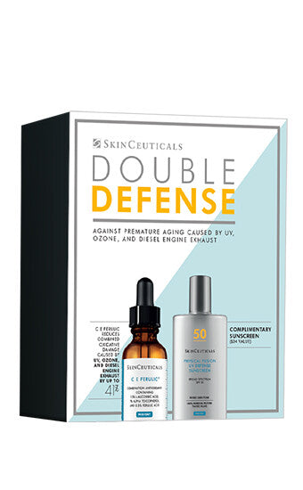 C E Ferulic + Physical Fusion UV Set