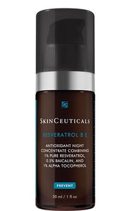 Night Face Serum | SkinCeuticals Resveratrol B E
