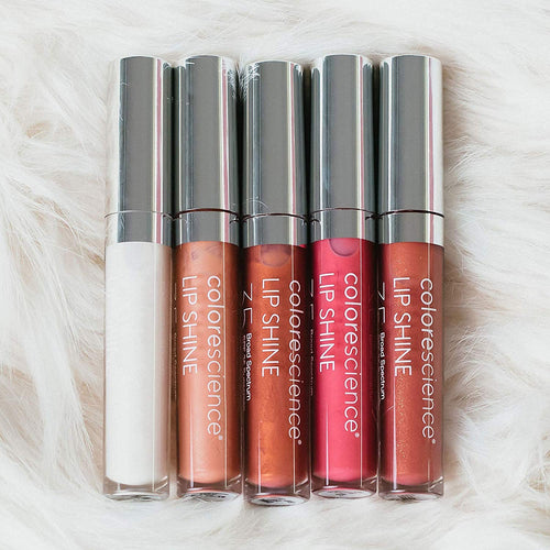 Smoothing Plumping Lip Gloss | Colorescience Lip Shine SPF 35