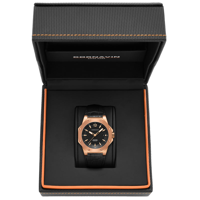 Cornavin Watch Luxury Box