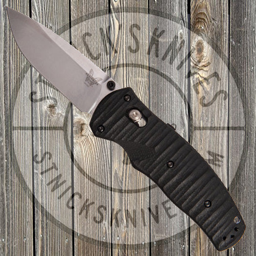 Benchmade - Volli - Axis Spring Assisted - Plain Edge - 1000001
