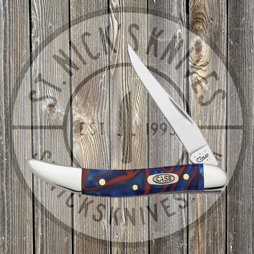 Case - Patriot Kirinite - Small Texas Toothpick - 11202